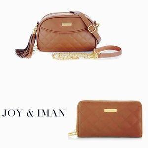 Joy and Iman